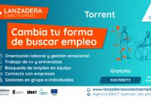 Torrent comptarà amb una nova Llançadora Connecta Ocupació