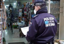 Paterna àmplia fins al 3 de febrer les restriccions municipals