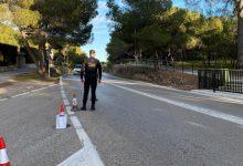 Paterna reforça els operatius policials per a assegurar el tancament perimetral de la ciutat