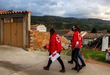 La Diputació de València i Cruz Roja recolzen a 1.654 persones vulnerables de 56 municipis de menys de 5.000 habitants