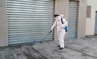 Paterna intensifica y refuerza la limpieza y desinfección en todos los barrios