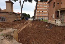 Foios inicia la urbanització de l'entorn del Xalet de la Jutera