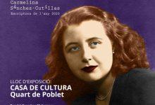 "La exposición ""Carmelina Sánchez-Cutillas. Des de les fronteres del silenci"" llega a Quart de Poblet"