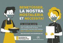 Benetússer pide el apoyo ciudadano para sostener su hostelería local