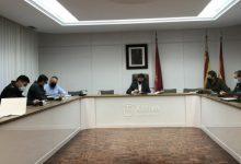 L'Ajuntament es reuneix amb els cossos i forces de seguretat per coordinar el dispositiu de tancament perimetral de Xàtiva