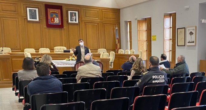Burjassot pren noves mesures davant la Covid-19 després de les noves indicacions de la Generalitat