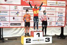 La suecana Sara Bonillo se proclama campeona de España sub23 de ciclocrós