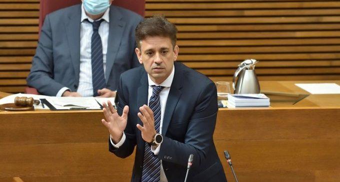 """El PP pide a Puig el cese del responsable de vacunación en la Comunitat Valenciana por sus """"continuas chapuzas y falta de previsión"""""""