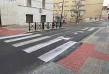 Nou pas de vianants accessible a Xàtiva