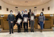 Paterna lliura els premis literaris dels seus LVI Jocs Florals