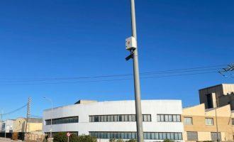 Paterna avanza en la instalación de la Red de Videovigilancia que reforzará la seguridad en toda la ciudad