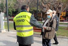 La Policia Local de Mislata imposa 118 multes en l'última setmana per incompliment de les normes sanitàries