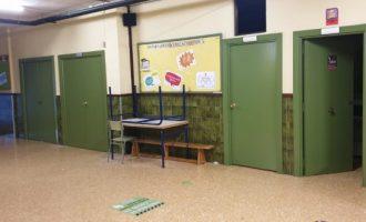Els alumnes i les alumnes de Torrent tornen a l'escola  després de les vacances nadalenques