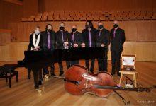 Zingerzextet i Polly Ferman enceten amb Piazzolla i altres ecos del sud la nova Edició de Cambra al Palau a L'AlmodÍ