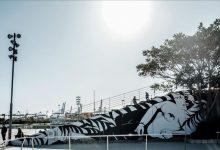 L'art urbà inunda La Marina de València