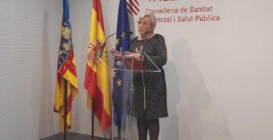 Un total de 48.583 personas han sido ya vacunadas en la Comunitat Valenciana