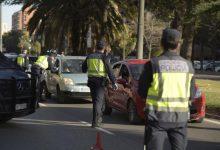 524 multas en tres días de cierre perimetral, un centenar más que el fin de semana anterior