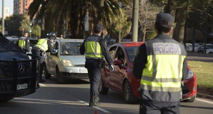 L'últim cap de setmana amb tancament perimetral de les grans ciutats deixa més de 4.000 propostes de sanció