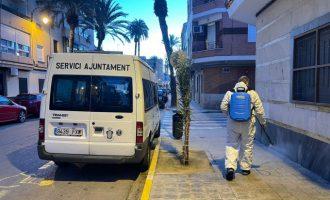18 municipios de l'Horta superan los 1.000 casos por cada 100.000 habitantes en los últimos 14 días