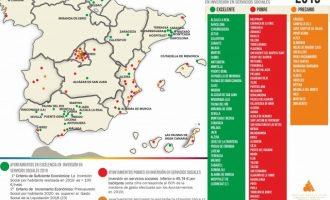 Alzira rep segon any consecutiu un reconeixement estatal a l'excel·lència en Serveis Socials