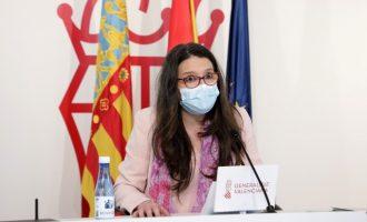"""Oltra condemna l'agressió a una dona a Massamagrell: """"Ni el 8 de març tenim treva"""""""