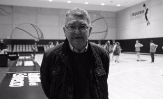 Mor als 76 anys Miki Vukovic, exentrenador del València Basket