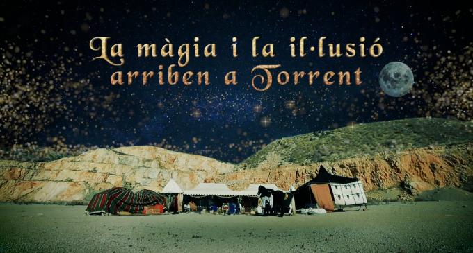 Els Reis Mags envien un emotiu missatge als xiquets i xiquetes de Torrent