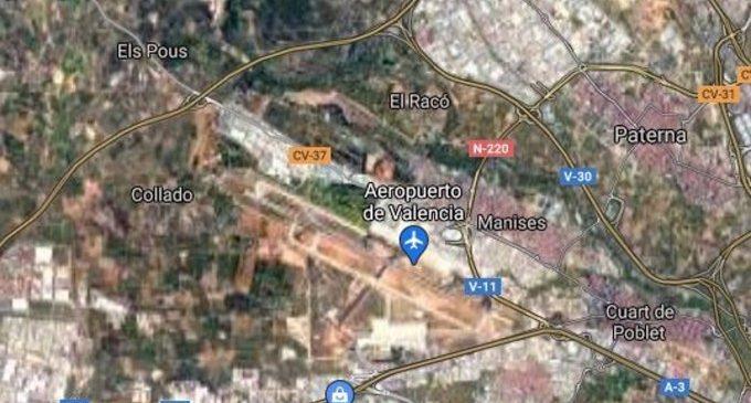 Herido un trabajador de 68 años al caer desde un camión a dos metros de altura en Manises