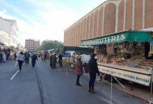 El mercat ambulant d'Almussafes torna hui en una nova ubicació i amb control d'aforament