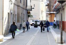Paiporta converteix en carrer de vianants la principal connexió entre el poble i l'estació de Metrovalencia