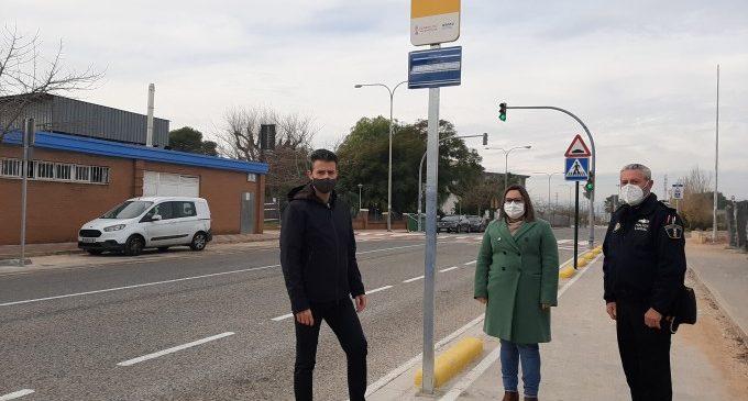 L'autobús llançadora, alternativa de transport a València per al veïnat d'Almussafes