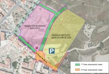 Llíria inicia el dilluns les obres d'urbanització dels vials d'accés al nou institut i el col·legi de Mura