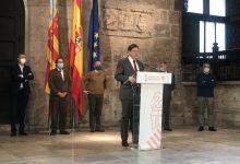 Puig presenta el Pla Resisteix: 340 milions per als sectors més afectats per la pandèmia