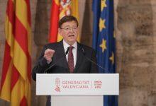Puig anuncia la creación de un fondo de cooperación COVID-19 con 120 millones de euros