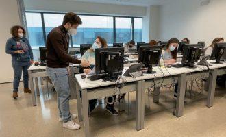 El reforç de 100 rastrejadors contractat per Sanitat inicia la seua activitat a l'Hospital La Fe