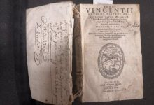 L'Arxiu de la Catedral incorpora un sermonari de sant Vicent Ferrer editat a Anvers en 1570