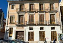 València inicia les obres per millorar l'accessibilitat i la connectivitat de la futura biblioteca de la plaça de Tavernes de Valldigna