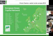València i Vitòria comparteixen experiències per preparar la candidatura de la nostra ciutat a la capitalitat verda europea 2024