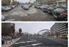 Mobilitat Sostenible posa en ús els nous aparcaments provisionals a Font de Sant Lluís, Mont-Olivet i Benicalap