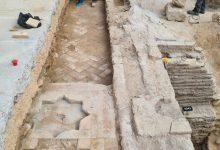 L'Ajuntament de València descobreix un celler del segle xiv i altres objectes de valor que se sumen al pati i la font mudèjars