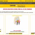 El portal smart covid19 de València supera el medio millón de visitas