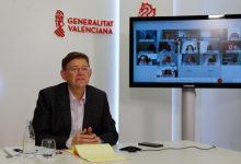 La Generalitat preveu tindre un mínim de 300.000 persones vacunades a finals de març en la Comunitat Valenciana