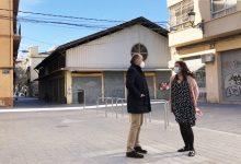 Urbanisme finalitza les obres de conversió en zona de vianants de l'entorn del Mercat Sant Pere Nolasc