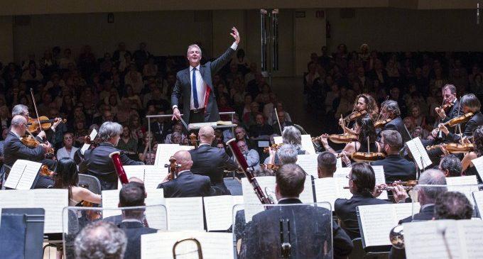 Alexander Liebreich será el director titular de la Orquesta de València a partir de la temporada 2021/22