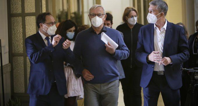 Fira València: el regal sine die de Ribó a la Generalitat