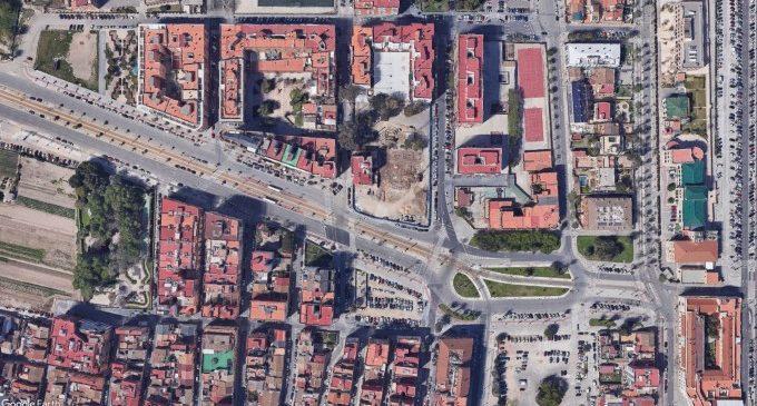L'Ajuntament de València comença la modificació de planejament que permetrà construir la biblioteca de la Malva-rosa