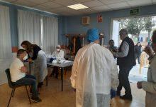 Todas las personas con discapacidad intelectual atendidas por el Ayuntamiento de València ha recibido ya la primera dosis de la vacuna