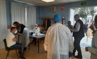 Totes les persones amb discapacitat intel·lectual ateses per l'Ajuntament de València ja han rebut la primera dosi de la vacuna