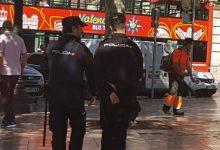 El ple de València condemna la violència i demana un canvi en la legislació per garantir la llibertat d'expressió i els drets de reunió i manifestació