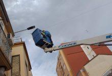 Noves lluminàries a Burjassot gràcies al Pla d'Inversions 2020/2021 de la Diputació de València